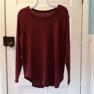 American Eagle small plush sweater